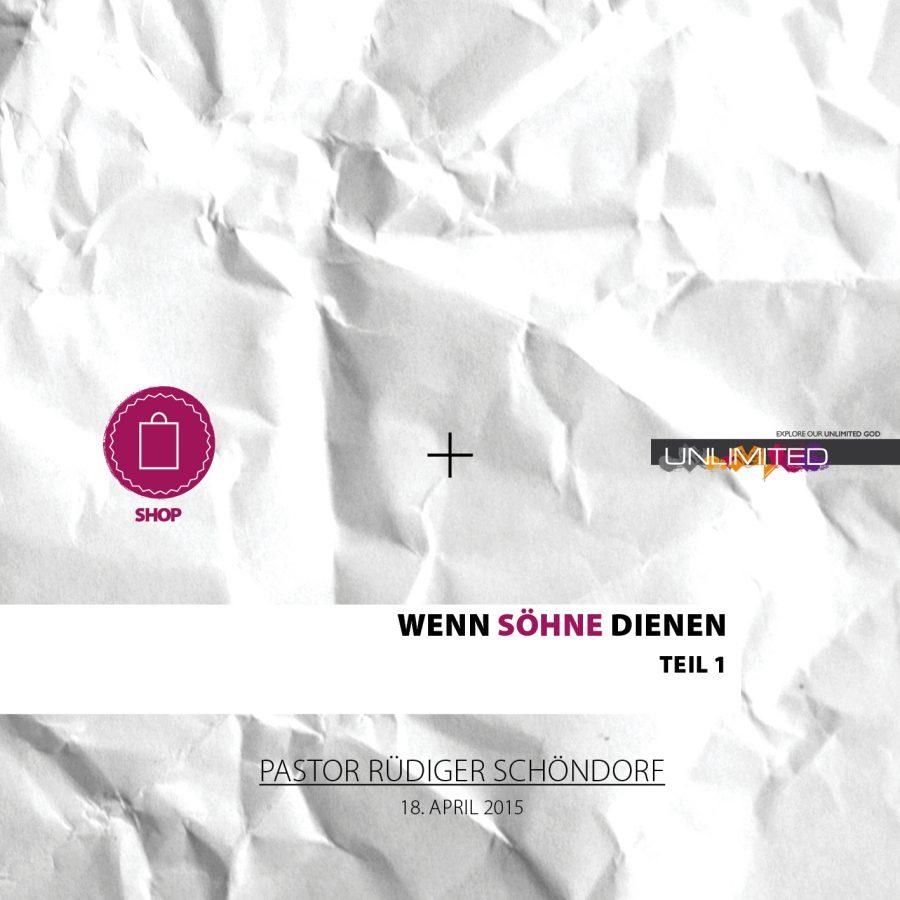"TS Lektion 7 - ""Wenn Söhne dienen"""
